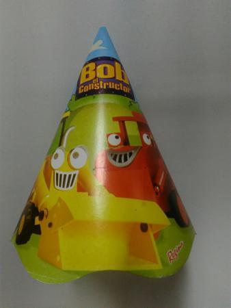 Chapéu Bob O Construtor 4ef2bddd53b